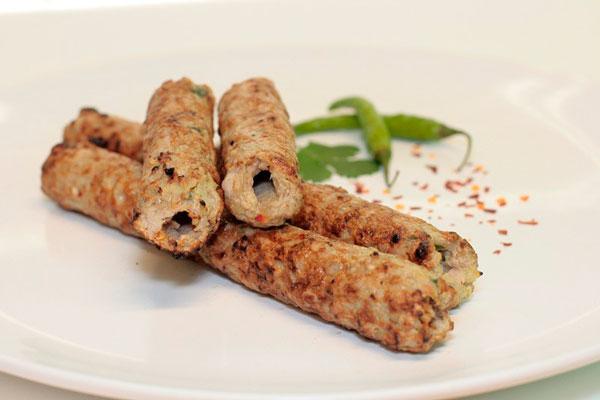 Nuestra carta - Seekh Kebab